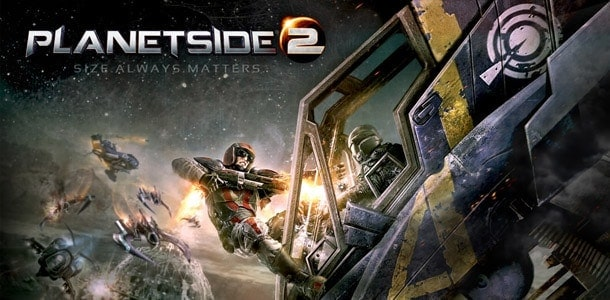 Community Content Leads The Charge In PlanetSide 2