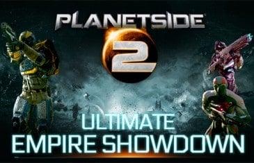 PlanetSide 2 Ultimate Empire Showdown Pre-Game Interviews
