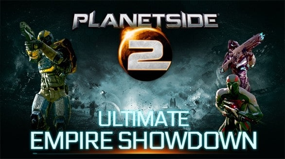 Live From The PlanetSide 2 Ultimate Empire Showdown