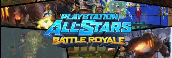 Playstation All-Stars: Battle Royale Preview