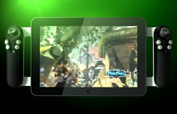 Razer's New Tablet Means MMO's To-Go!