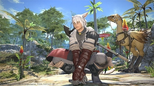 Final Fantasy XIV: A Realm Reborn Beta Phase 3 Underway