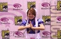 Reina Goes to WonderCon – WonderCon 2013