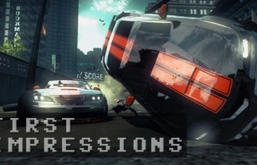 Ridge Racer Driftopia Gameplay | First Impressions HD