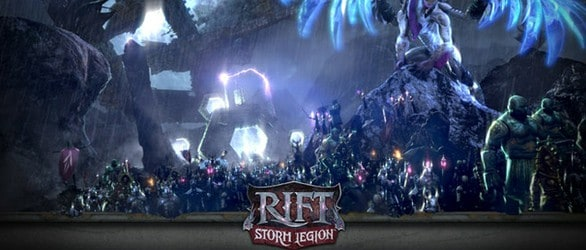 Free to Play game Rift announces expansion 'Storm Legion'