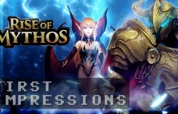Rise of Mythos Gameplay – First Impressions HD