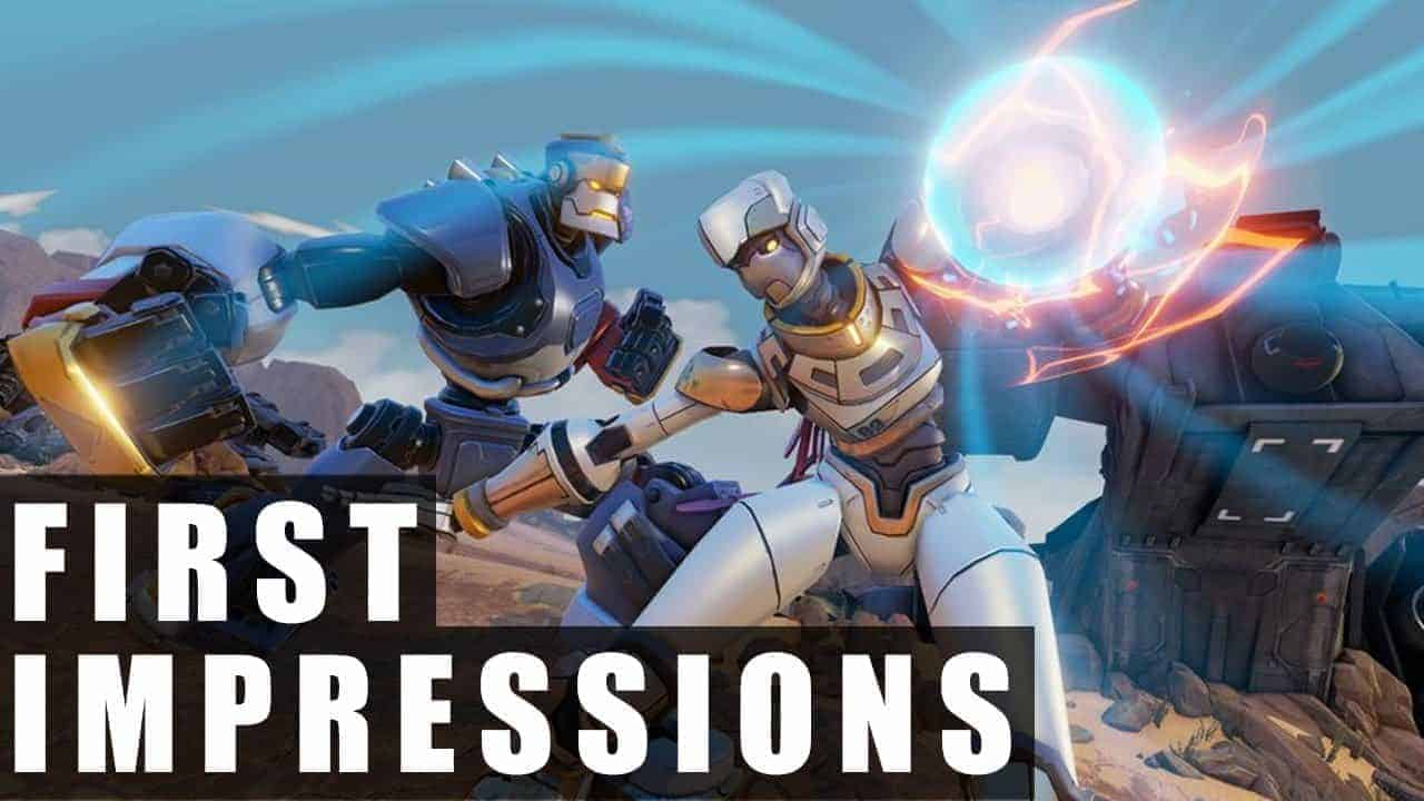 Rising Thunder Gameplay | First Impressions HD