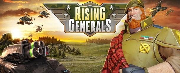 Rising Generals Closed Beta Keys Giveaway