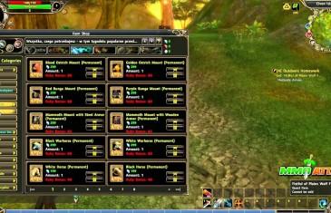 Runes of Magic Gameplay Video