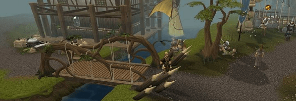 Runescape – Launching Player Owned Ports