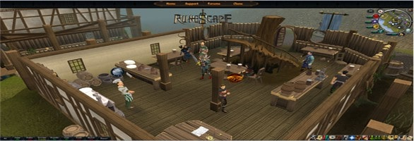 Runescape Introduces New Security For Player Accounts