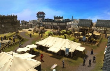 Runescape 3 Suffers Teething Problems