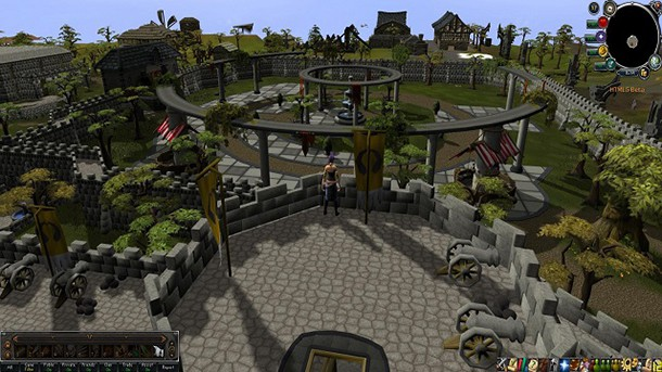 Runescape 3 Celebrating A Massive Debut Month