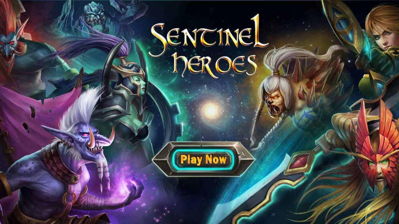 Sentinel Heroes Giftpack Giveaway