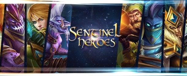 Sentinel Heroes Open Beta Media Pack