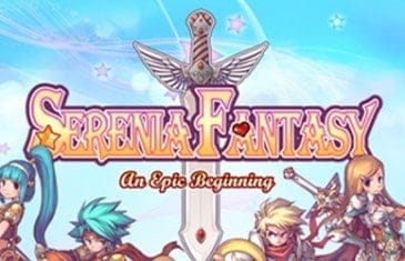 Serenia Fantasy Launched, Time for old-school RPG!