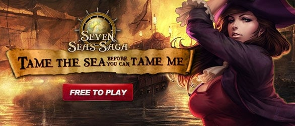 Seven Seas Saga Server 2 Gift Giveaway Event