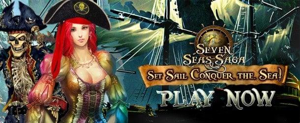 Seven Seas Saga Newbie Pack Giveaway