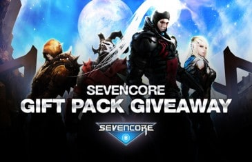 Sevencore In-Game Gift Pack Giveaway