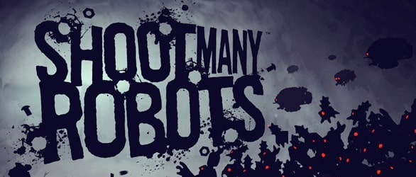Shoot Many Robots: Arena Kings, Competitive 2D Shooter Just Announced