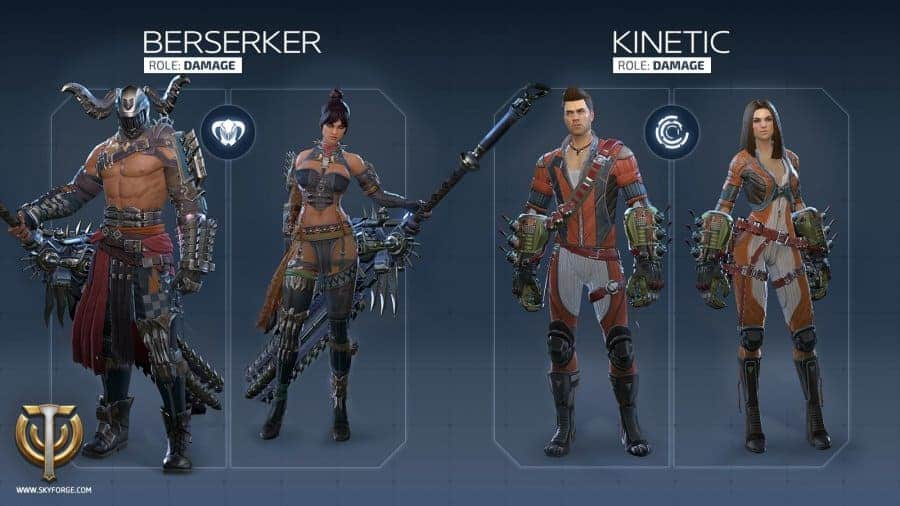 skyforge-berserker-kinetic-classes