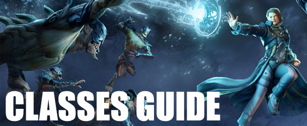Skyforge Classes Guide