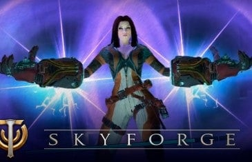 Skyforge Kinetic Reveal