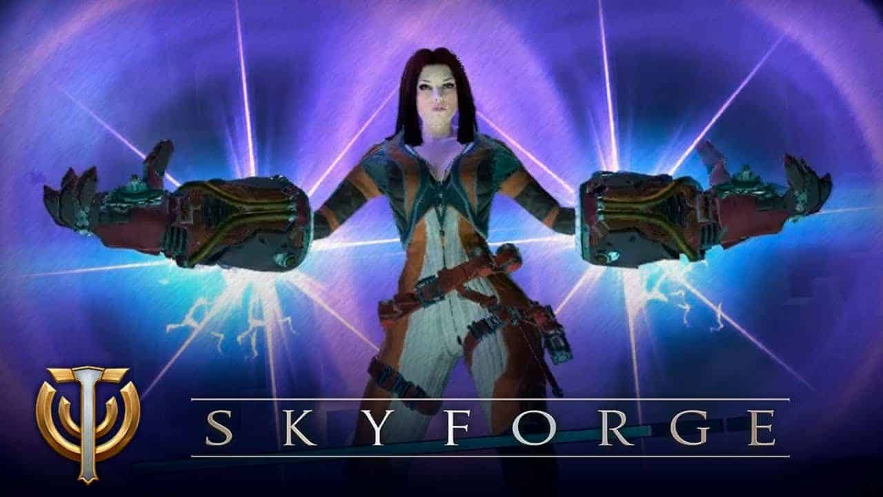 New Skyforge Class: The Kinetic – Master of Gravity