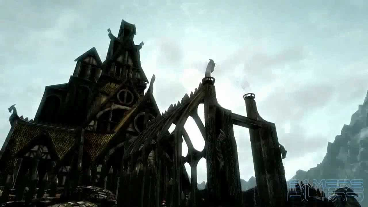 Skyrim: Dawnguard DLC trailer