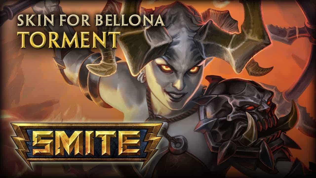 SMITE Bellona Unlock Codes Giveaway
