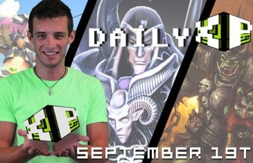 SMITE God Giveaway, Heva Clonia Online and Warhammer Online! | The Daily XP September 19th