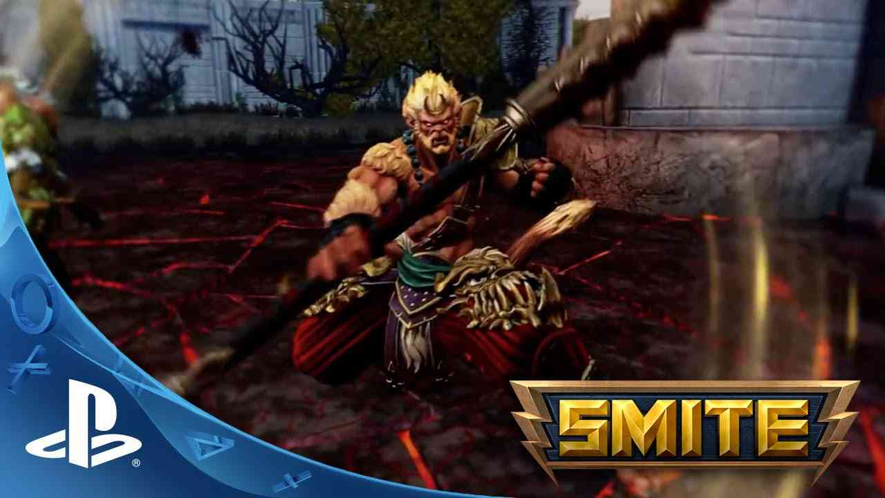 SMITE Enters Closed Beta On PlayStation 4 – Founder's Packs Now Available
