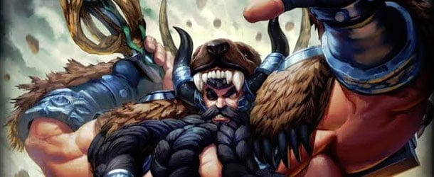 SMITE Mountain Man Odin Giveaway