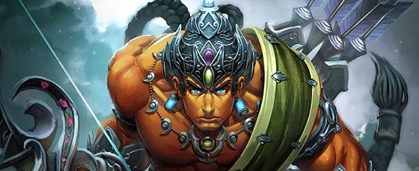 SMITE Rama Unlock and Alt Skin Giveaway