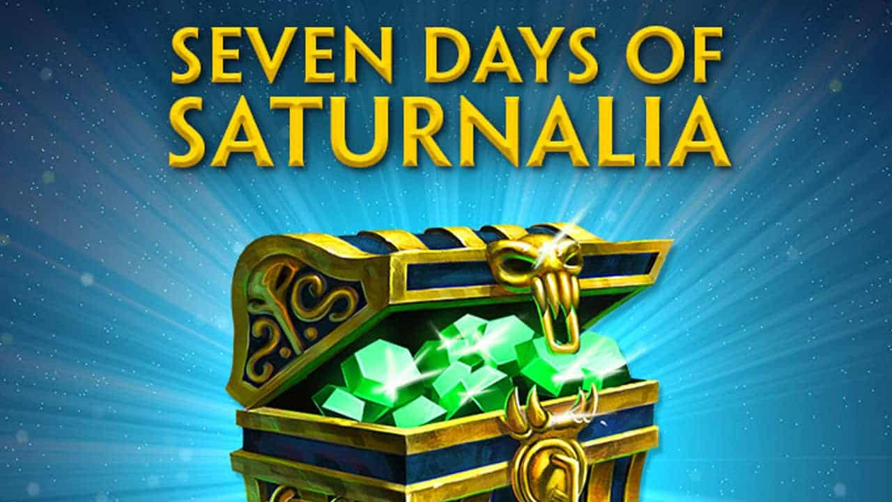 SMITE's Seven Days of Saturnalia Begins Today