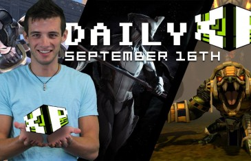 SMITE Update Previews, Warframe Update 10 and Project Copernicus! – The Daily XP September 16th