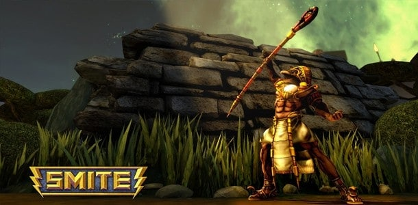 New & Improved He Bo Released For SMITE