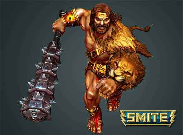 SMITE – Hercules: Champion of Rome is Unveiled