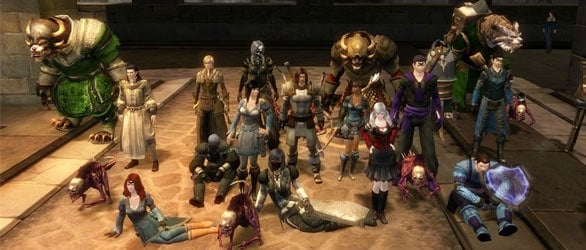 How Do You Socialize In MMOs – MMOpinion