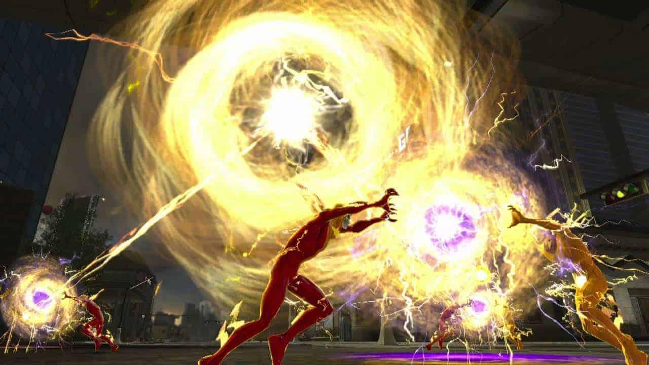 SOE Details DCUO's Lightning Strikes Update