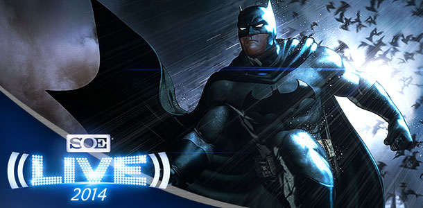 DC Universe Online To Add Skimming | SOE Live 2014