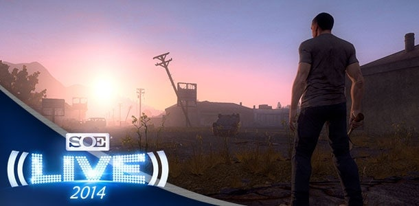 No H1Z1 Early Access Date Announced | SOE Live 2014