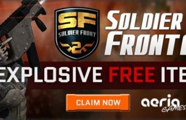 Soldier Front 2 Open Beta Item Giveaway