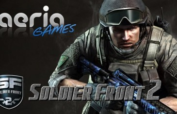 Tactics, Expert Skill, Strong Teamwork Coming In MMOFPS Soldier Front 2