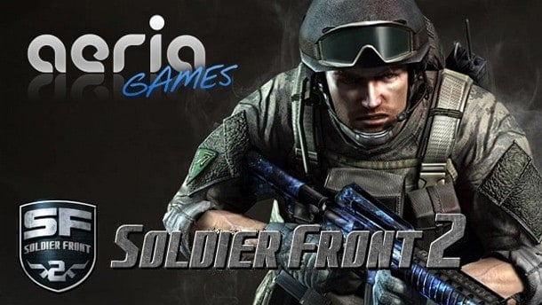 Aeria Games Fires Off Details For Soldier Front 2