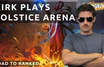 Solstice Arena | Road to Ranked #1