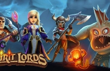 spirit lords game feature