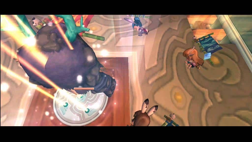 Spirit Tales 1v5 Monster Boss PvP trailer released