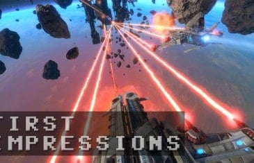 Star Conflict Gameplay – First Impressions HD