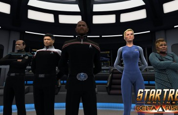 Star Trek Online Celebrates 5th Birthday With In-Game Event